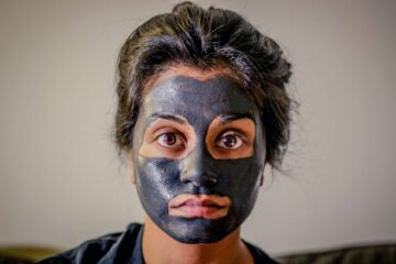 Domača maska za obraz iz gline - recept