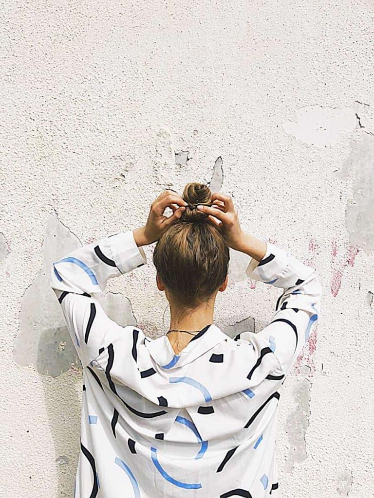 Šampon za lase za vse tipe las, GaiaLuna domača kozmetika